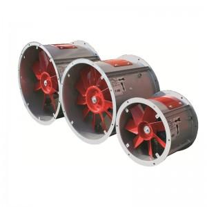 Ventilatori assiali F400°