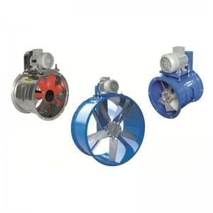 Ventilatori assiali TS Inox